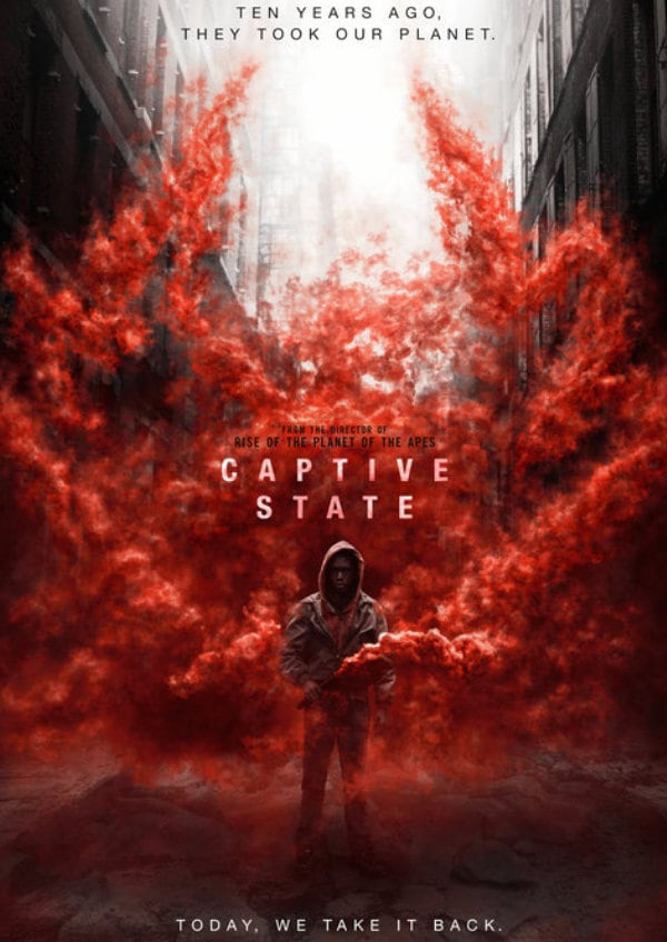 'Captive State' movie poster