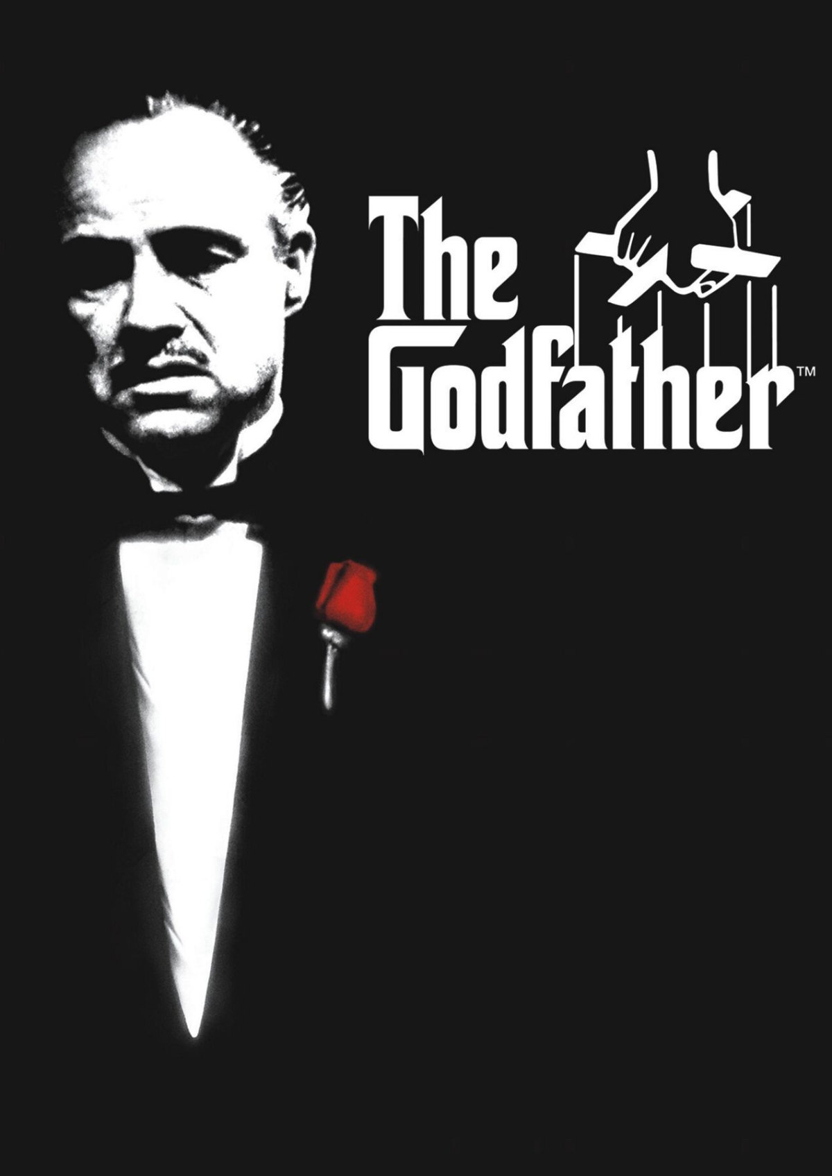 'The Godfather' movie poster