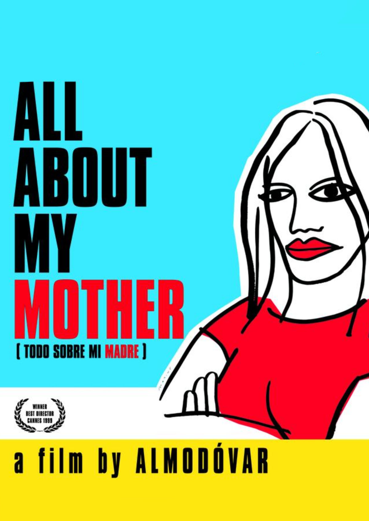 'All About My Mother' movie poster