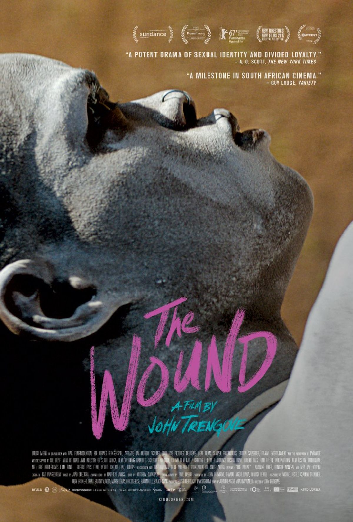 'The Wound' movie poster