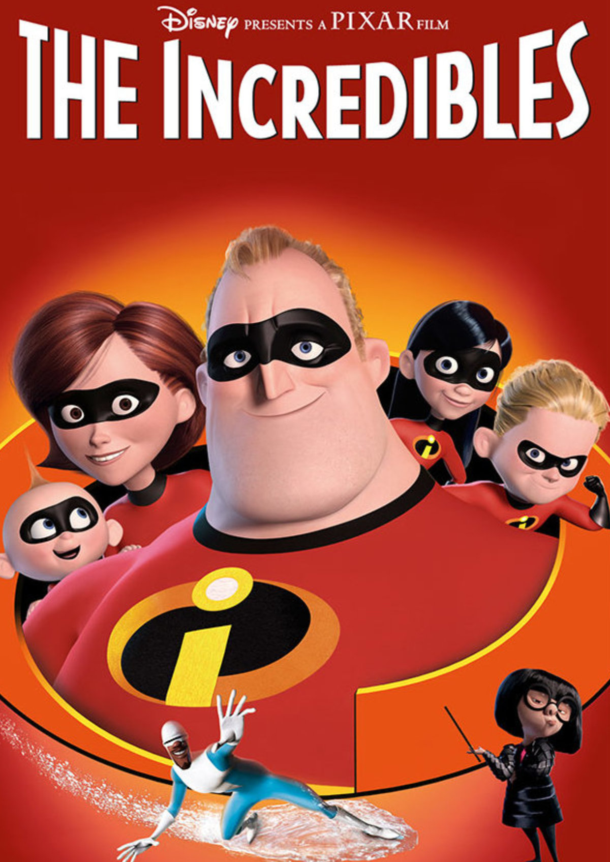 'The Incredibles' movie poster