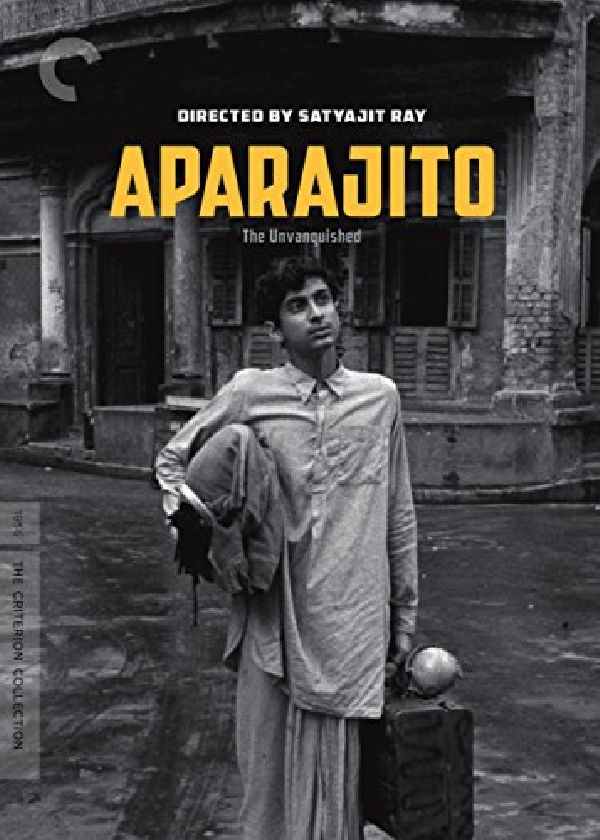 'Aparajito (The Unvanquished)' movie poster