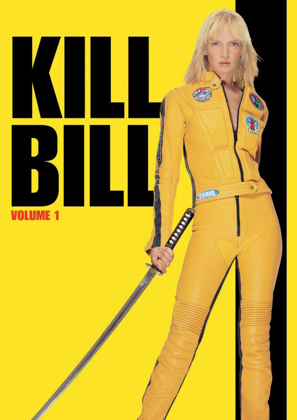 'Kill Bill: Volume 1' movie poster
