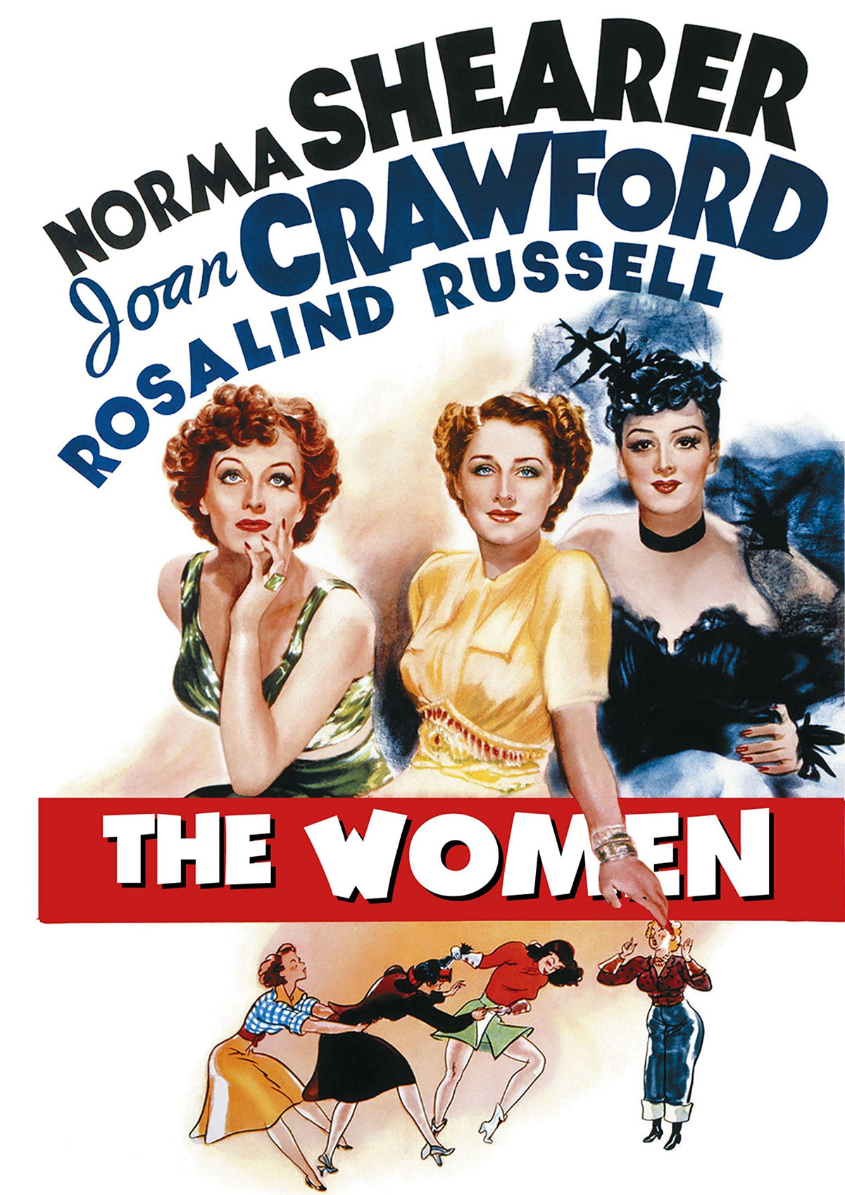 'The Women' movie poster