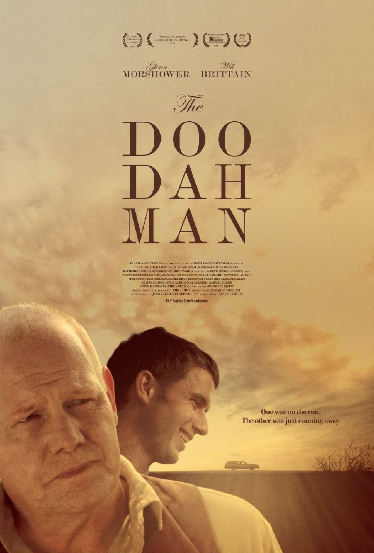 'The Doo Dah Man' movie poster