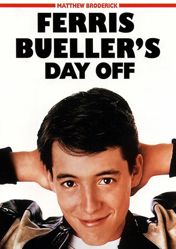 'Ferris Bueller's Day Off' movie poster