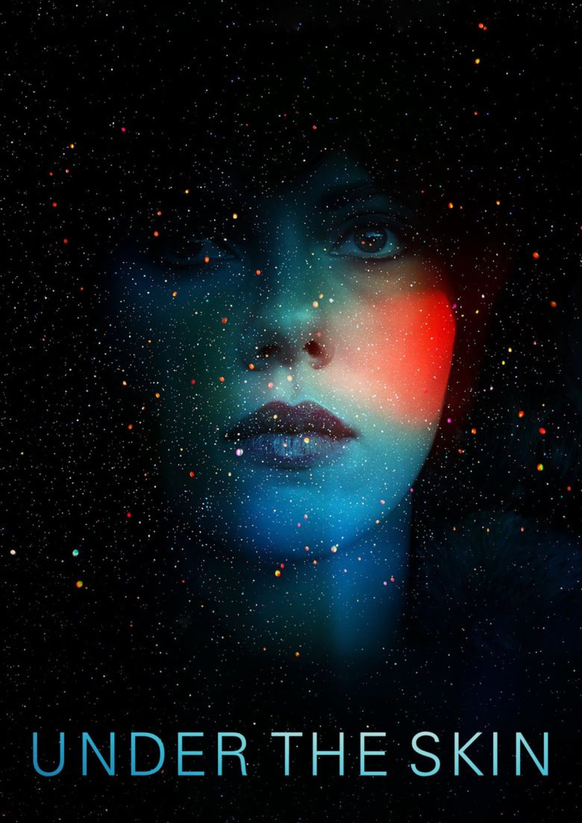 'Under The Skin' movie poster