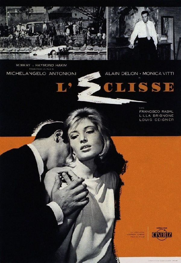 'L'Eclisse (The Eclipse)' movie poster
