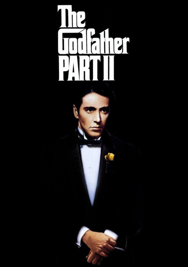 'The Godfather: Part II' movie poster