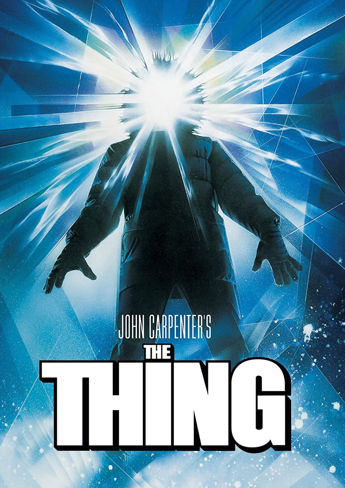 'The Thing' movie poster