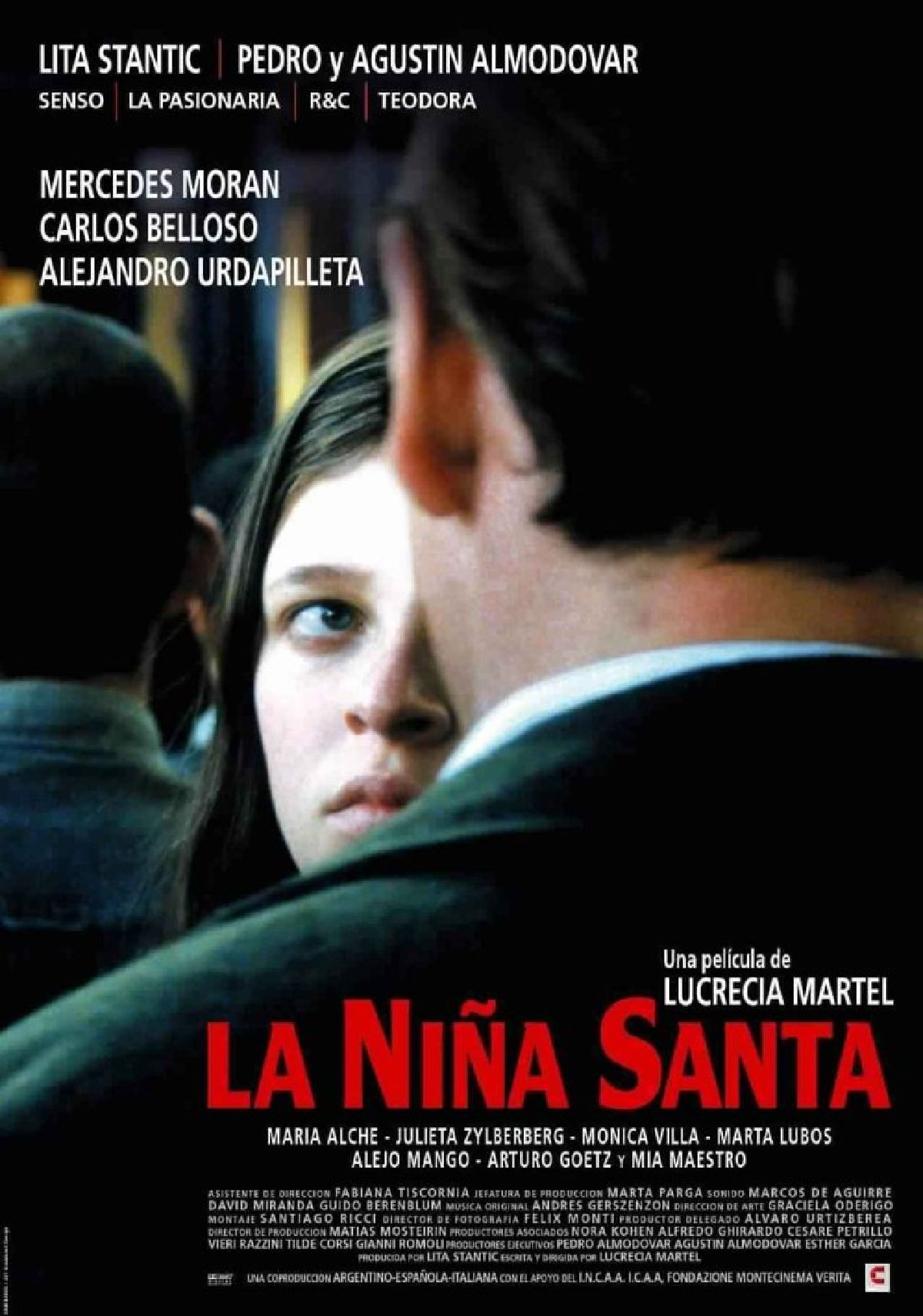 'La Nina Santa - The Holy Girl' movie poster