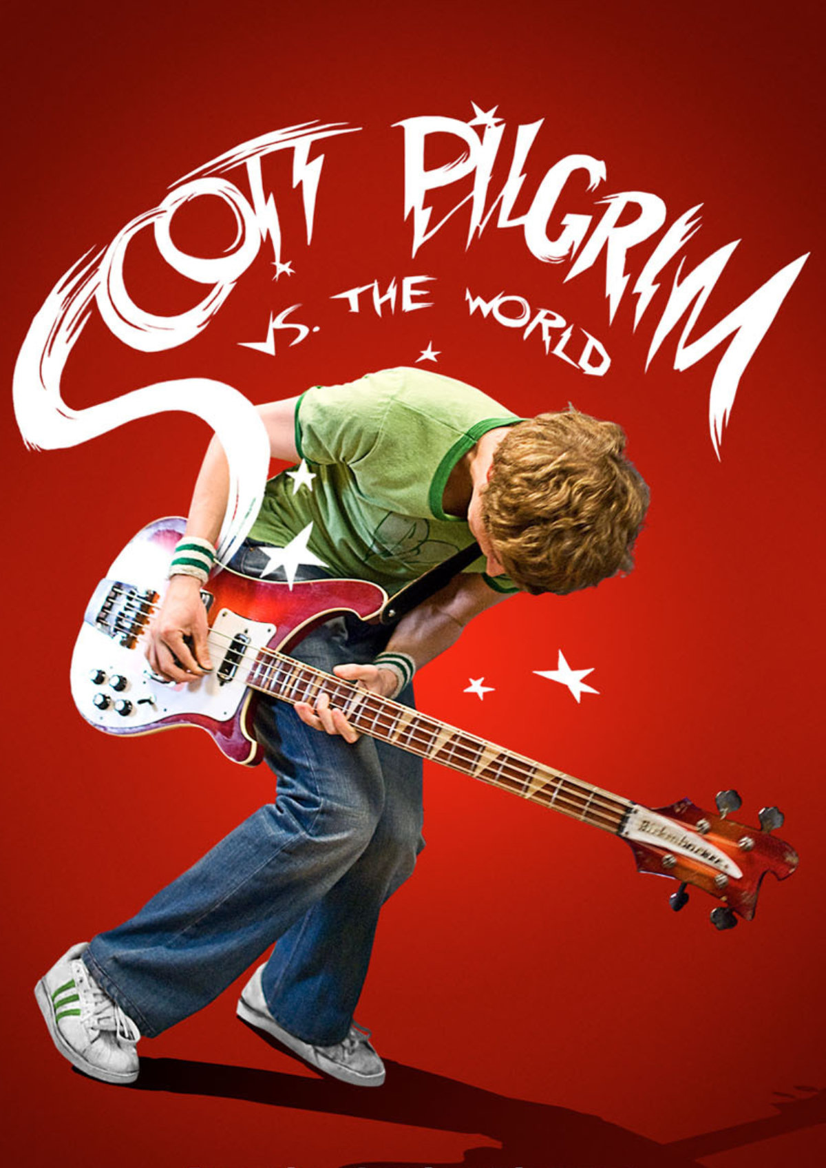'Scott Pilgrim vs. the World' movie poster