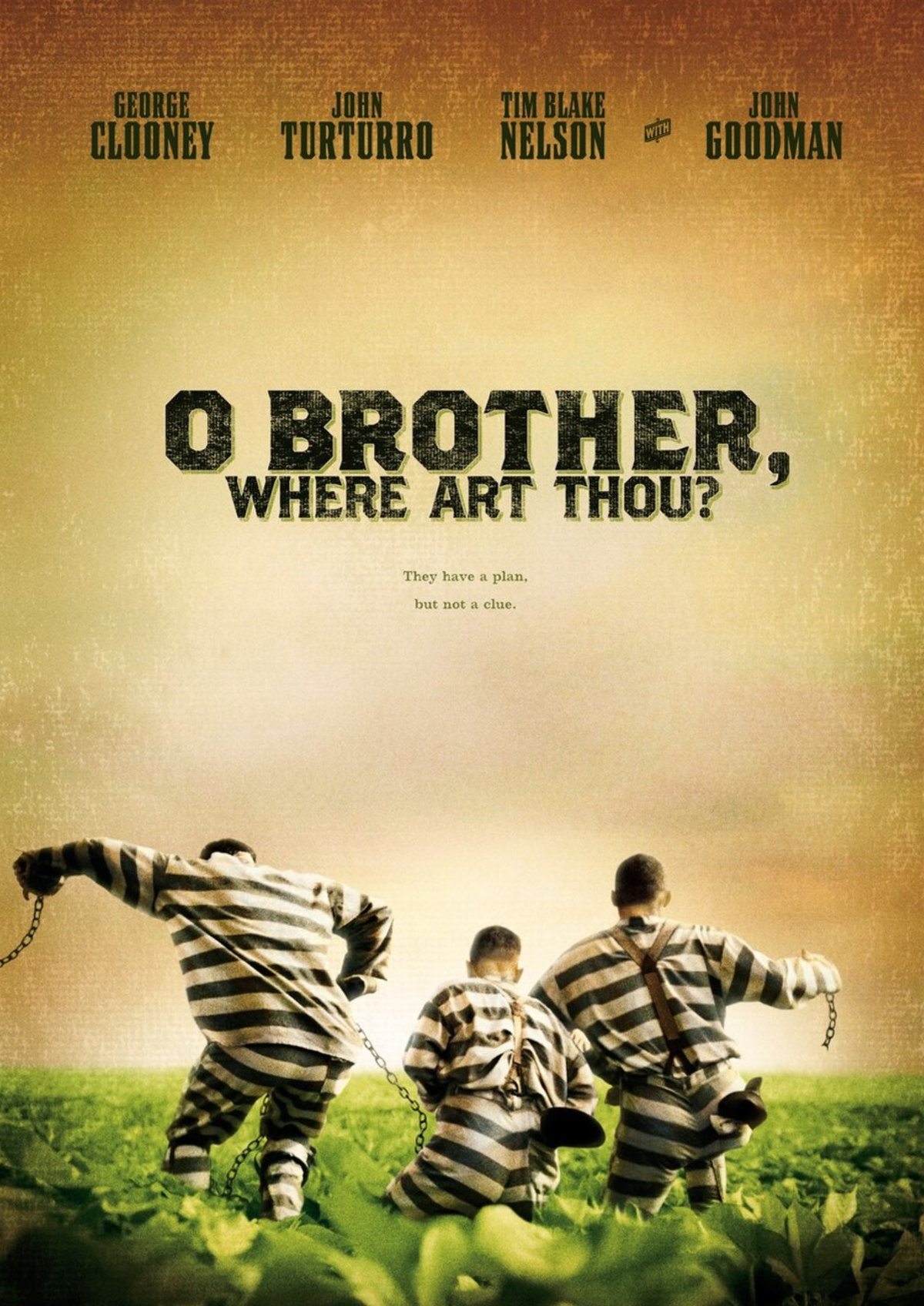 'O Brother, Where Art Thou?' movie poster