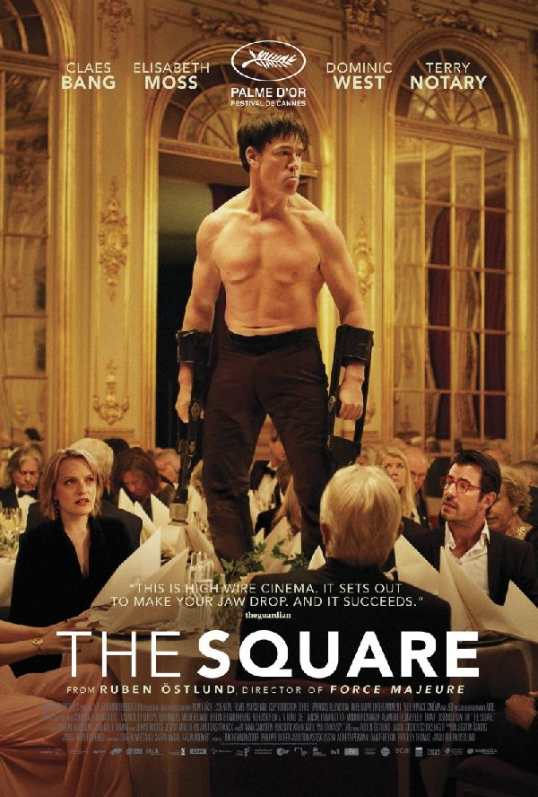 Poster for 'The Square'