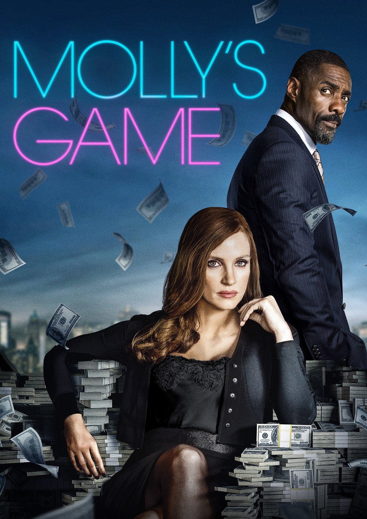 'Molly's Game' movie poster