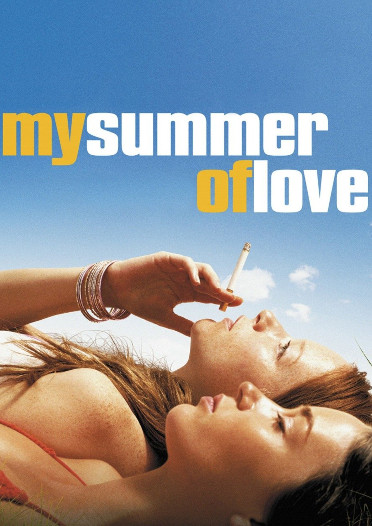 'My Summer Of Love' movie poster