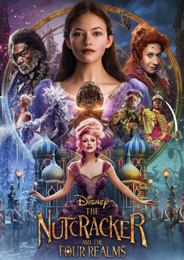 'The Nutcracker and the Four Realms' movie poster