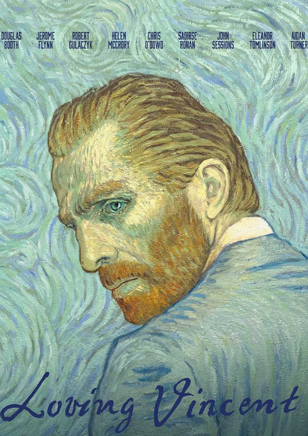 Poster for 'Loving Vincent'