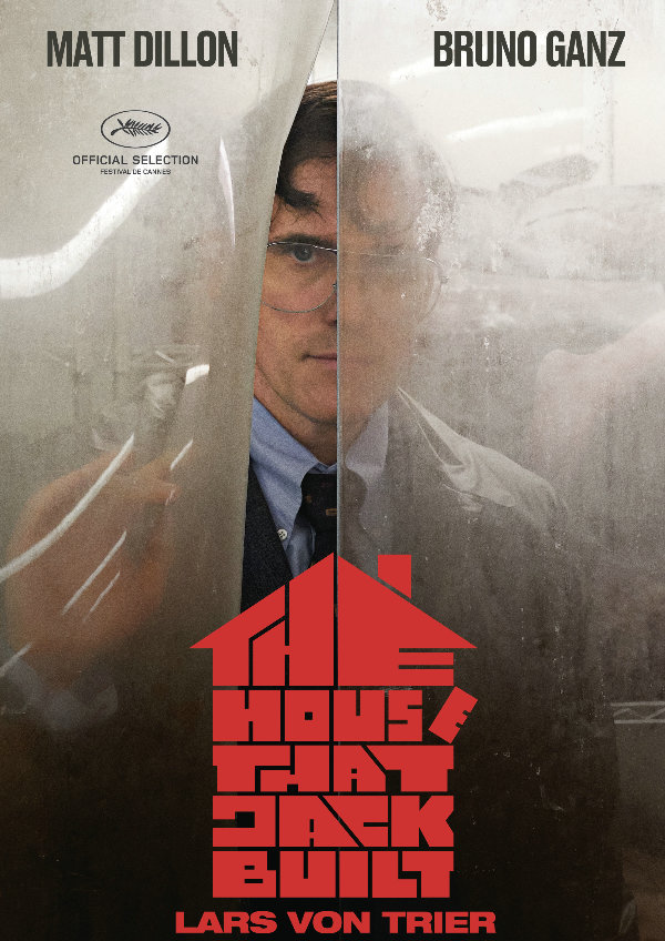 'The House That Jack Built' movie poster
