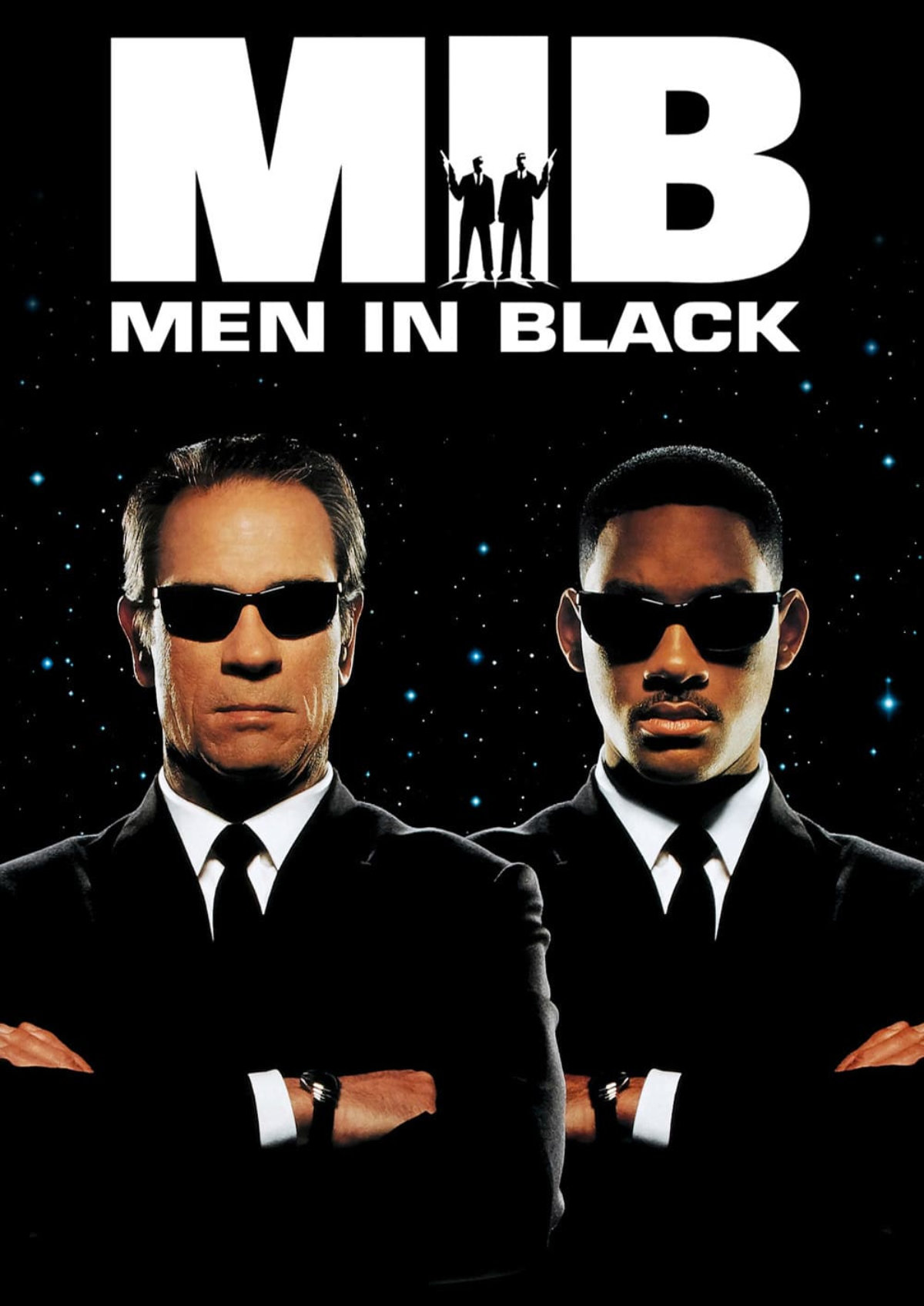 'Men in Black' movie poster