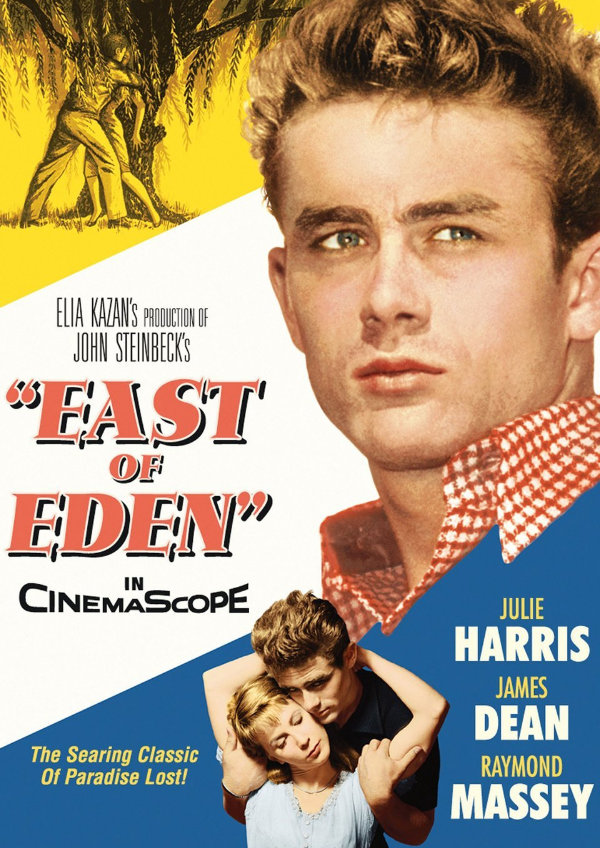 'East of Eden' movie poster