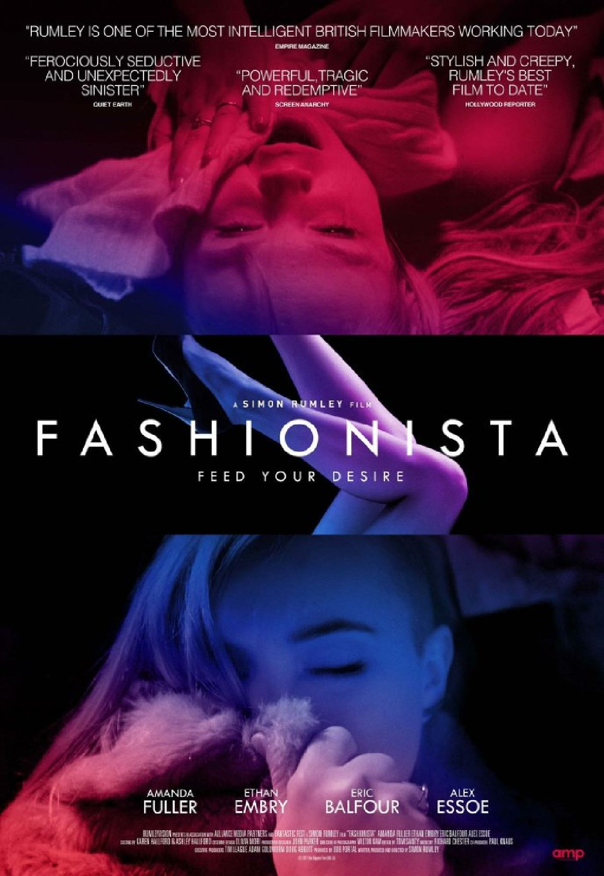 'Fashionista' movie poster