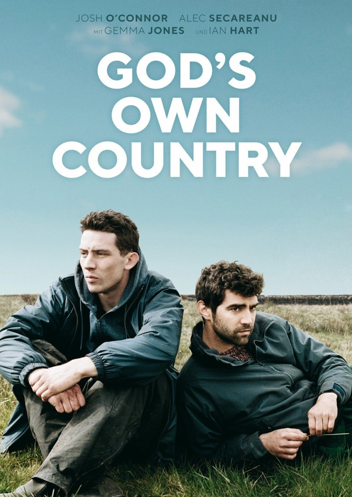 'God's Own Country' movie poster