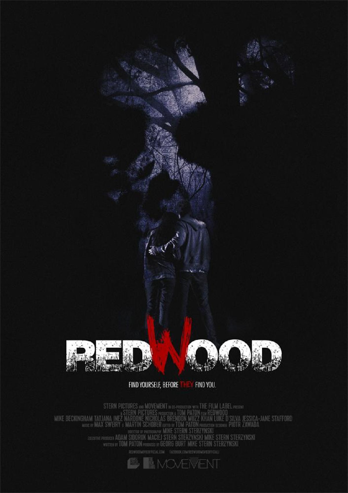 'Redwood' movie poster