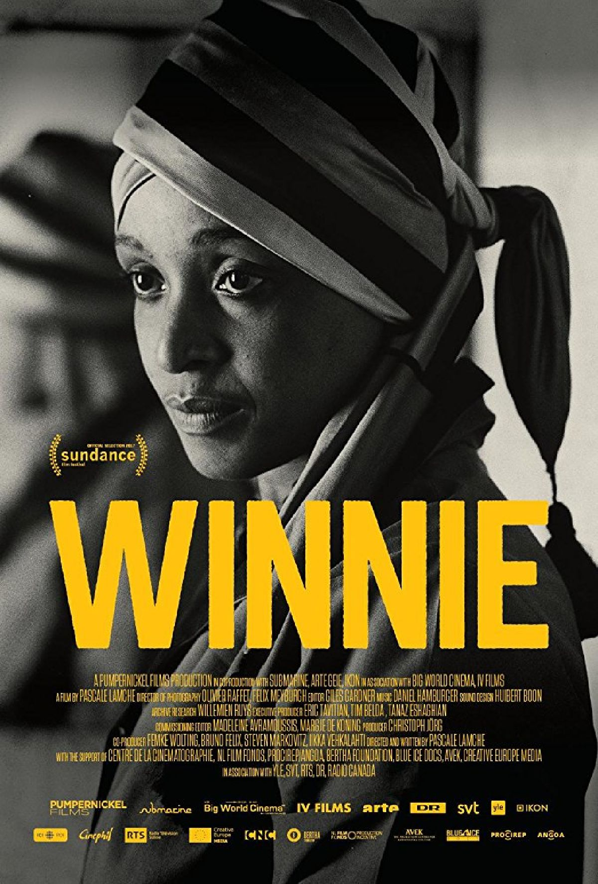 'Winnie' movie poster