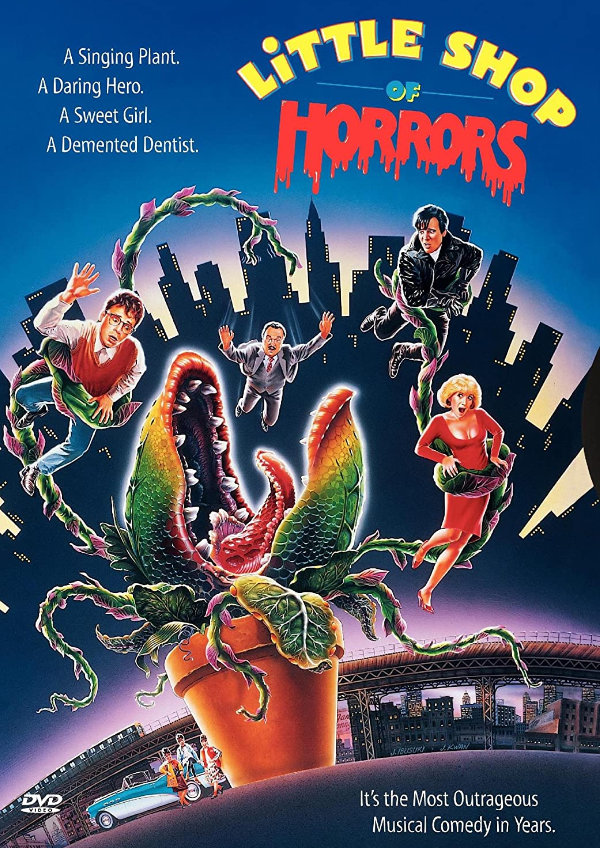 'The Little Shop of Horrors' movie poster