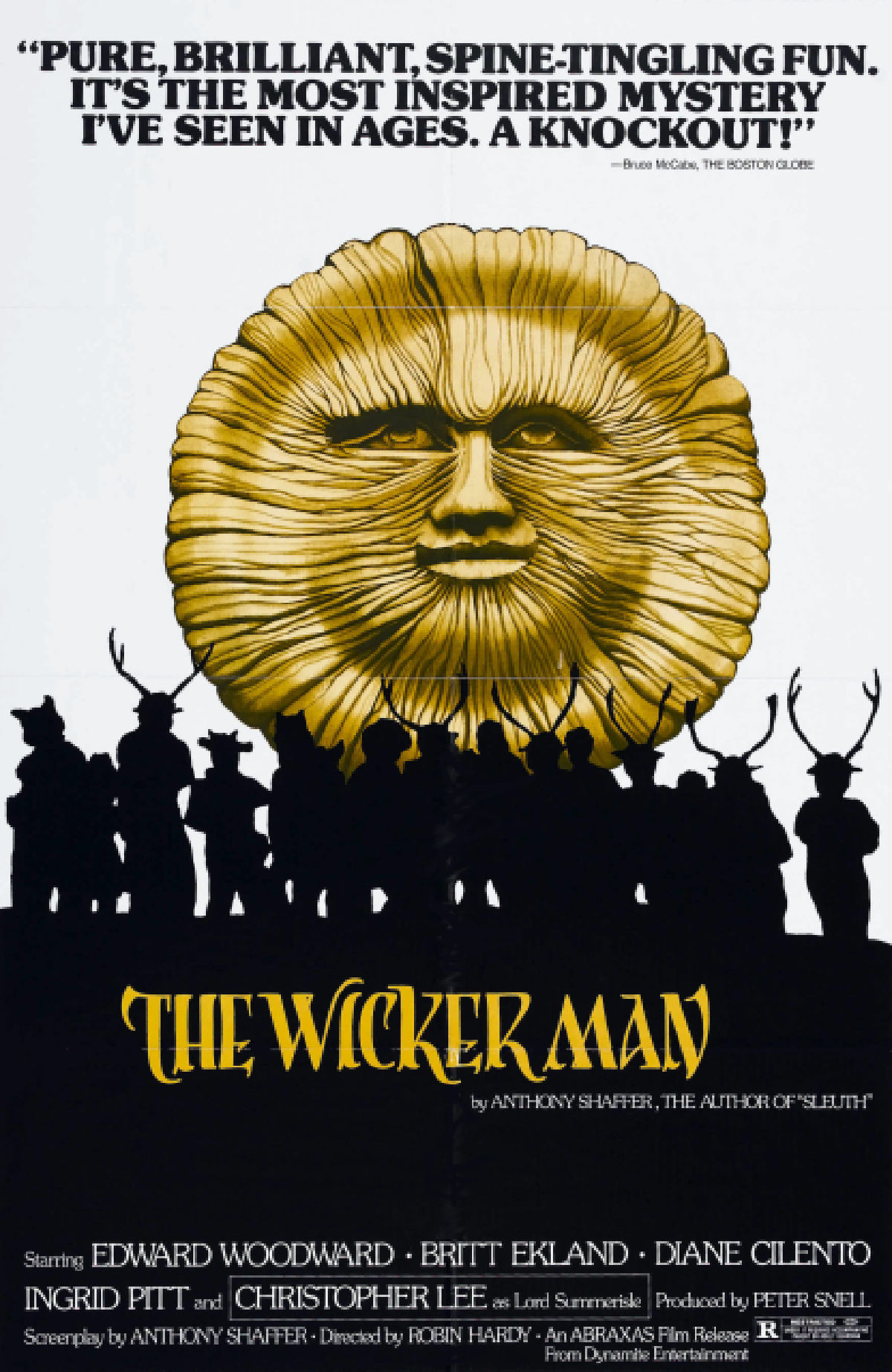 'The Wicker Man' movie poster