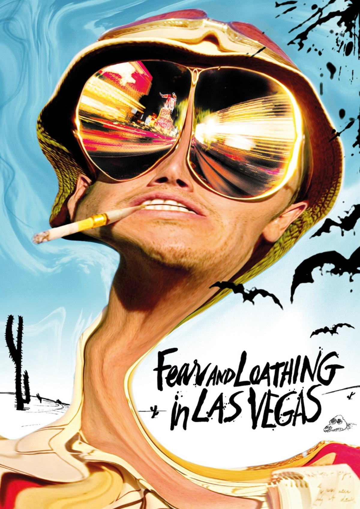 'Fear and Loathing in Las Vegas' movie poster
