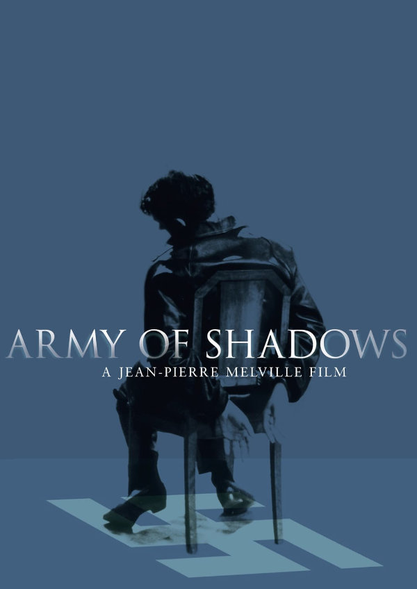 'The Army of Shadows (L' Armee des ombres)' movie poster