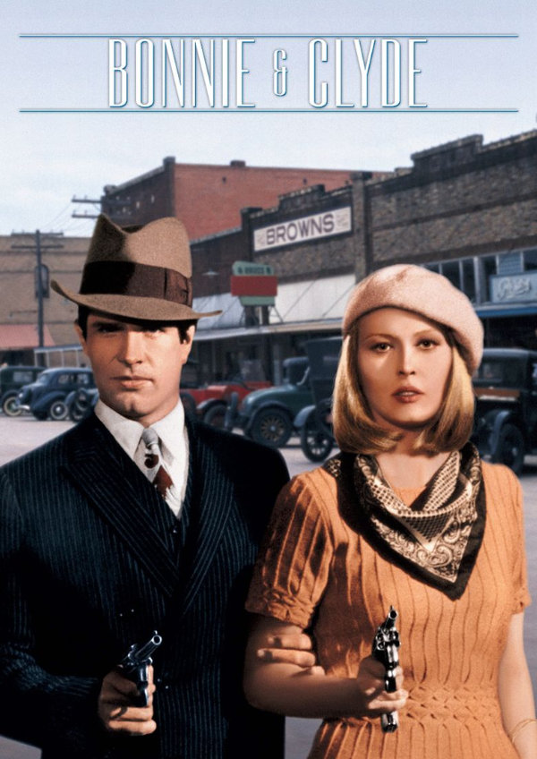 'Bonnie and Clyde' movie poster
