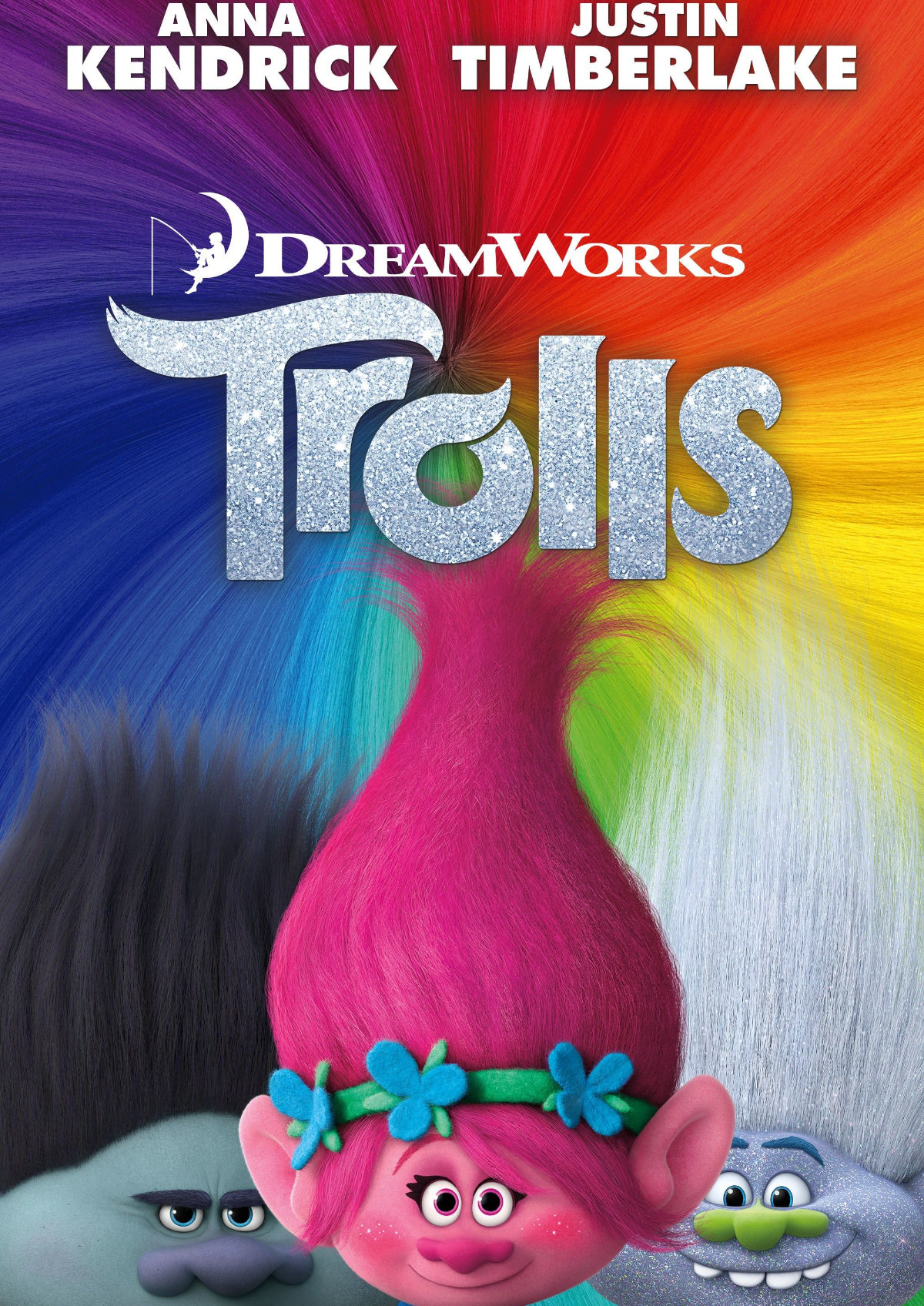 'Trolls' movie poster