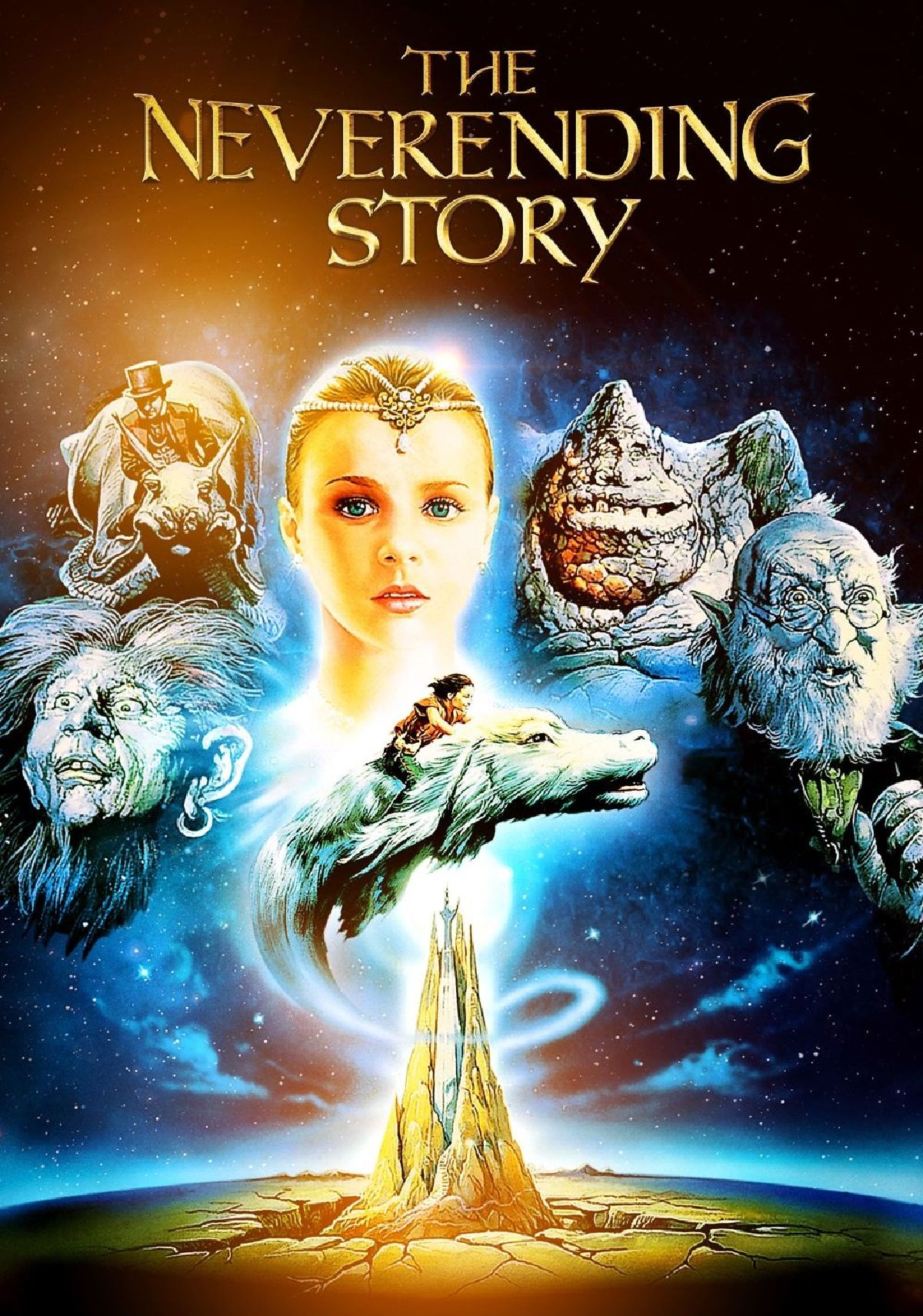 'The Neverending Story' movie poster