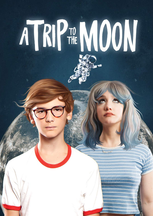 'A Trip To The Moon' movie poster