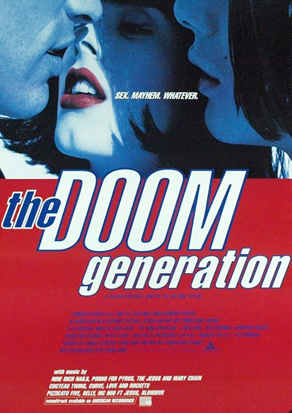 'The Doom Generation' movie poster