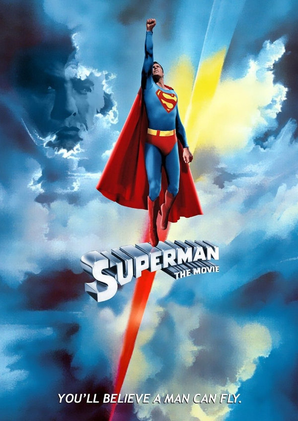 'Superman' movie poster