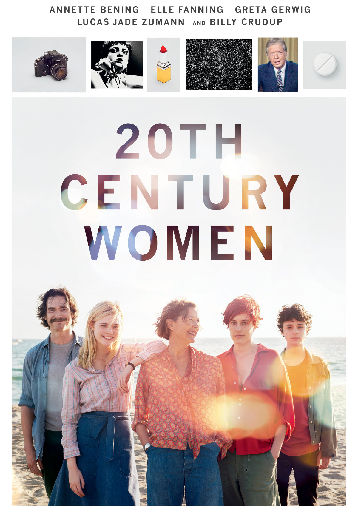 '20th Century Women' movie poster