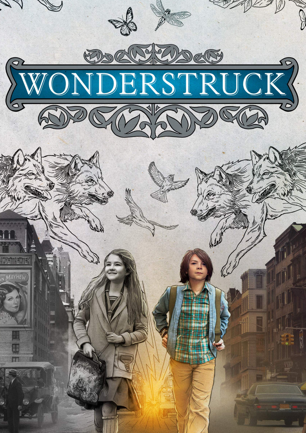 'Wonderstruck' movie poster