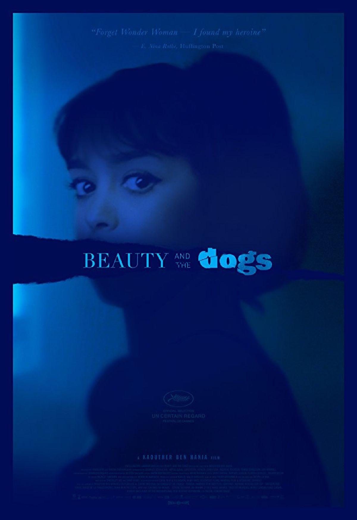 'Beauty And The Dogs' movie poster