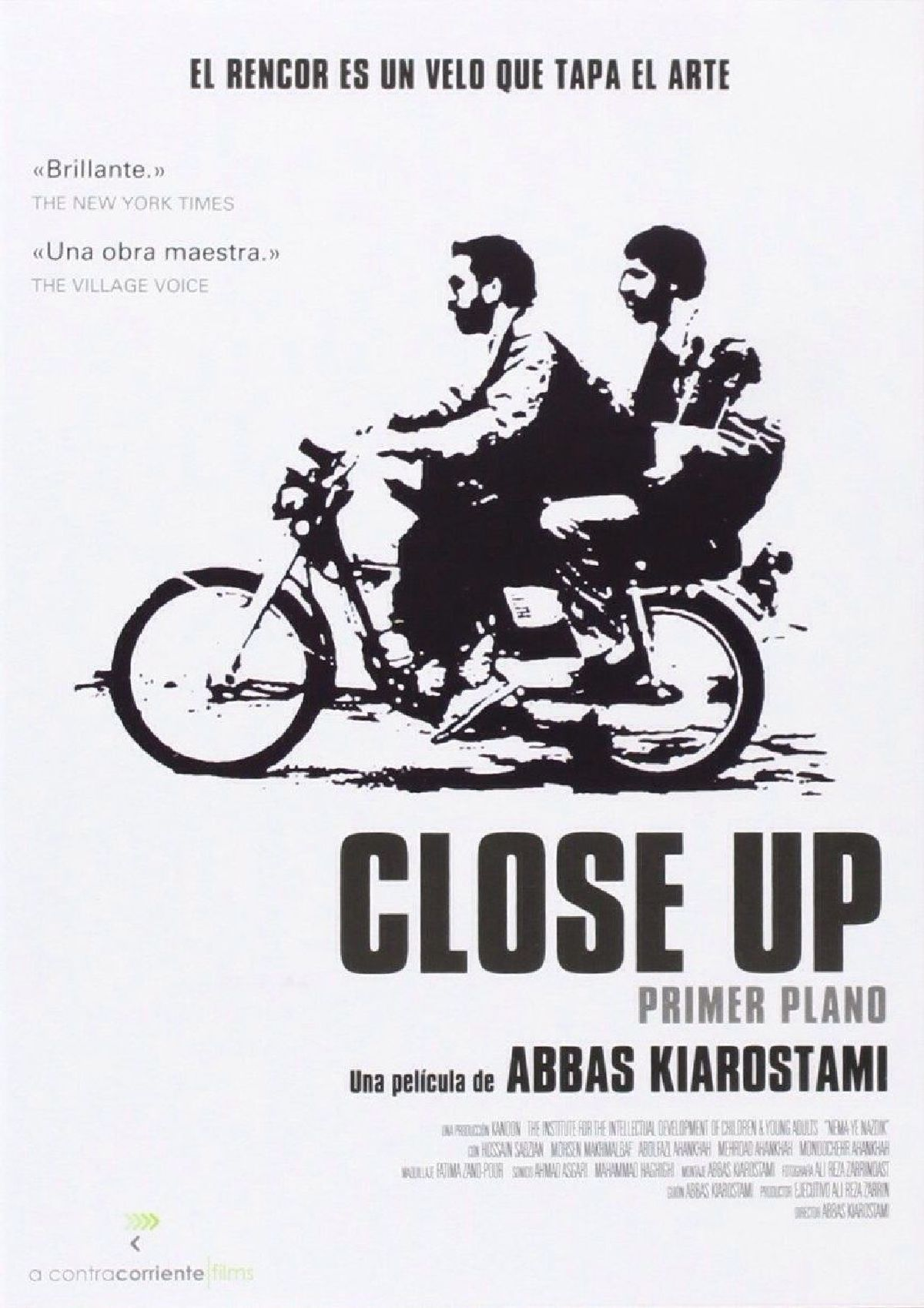'Close-Up' movie poster