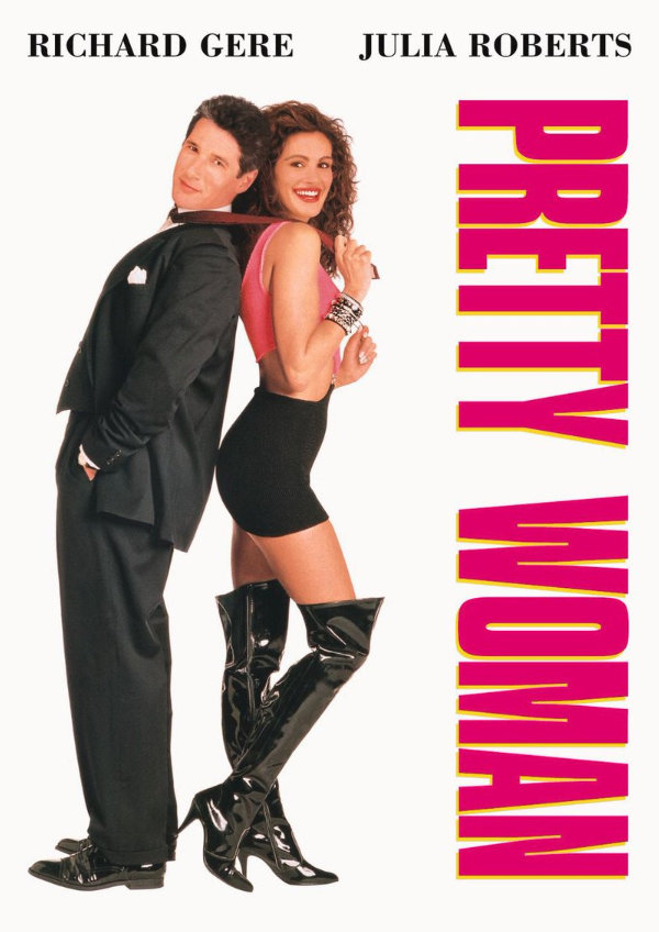 'Pretty Woman' movie poster