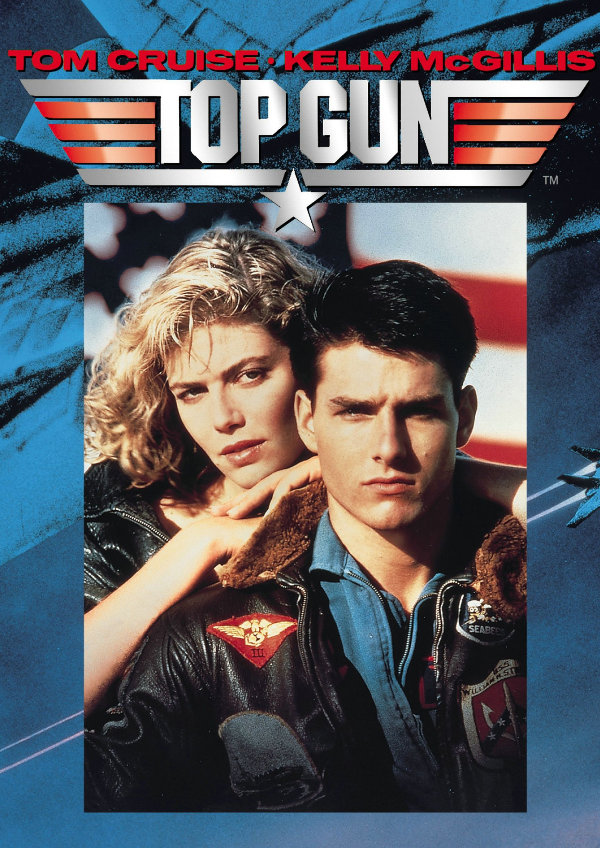 'Top Gun' movie poster