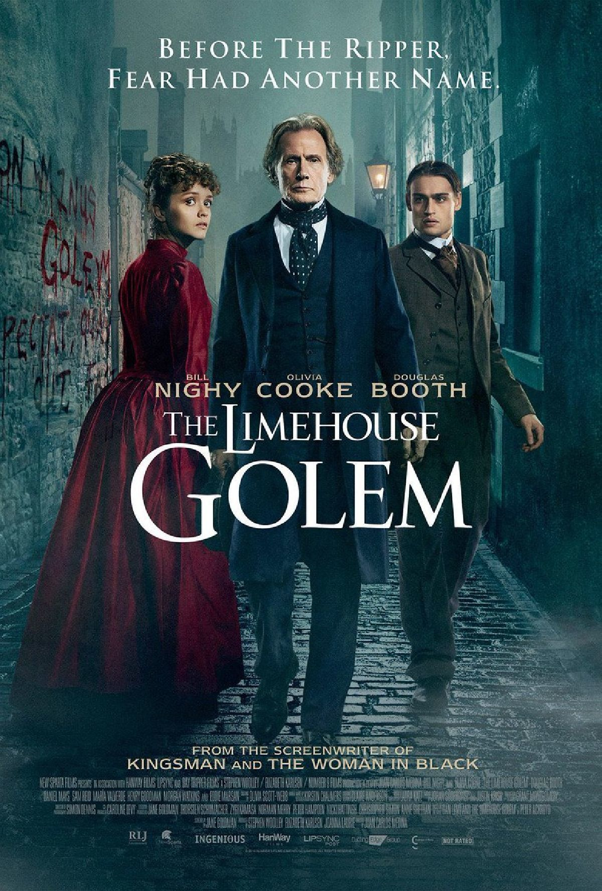 'The Limehouse Golem' movie poster