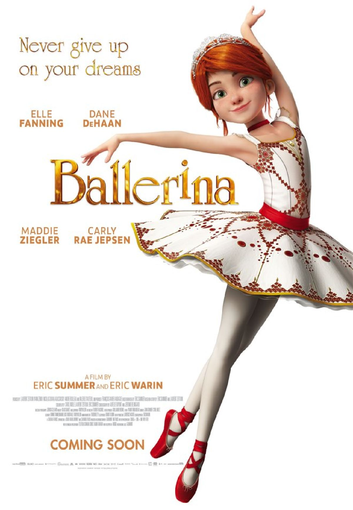 'Ballerina' movie poster