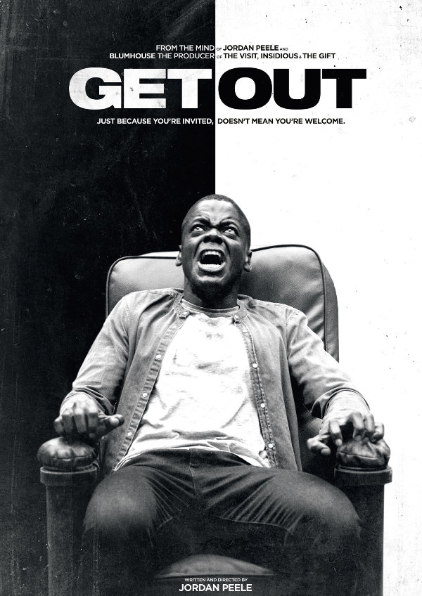 Poster for 'Get Out'