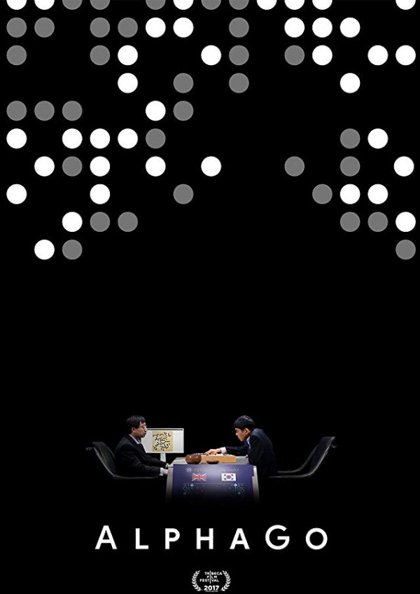 'AlphaGo' movie poster