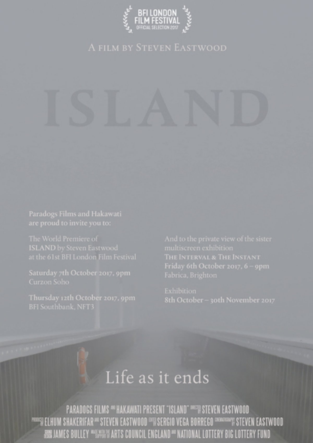 'Island' movie poster